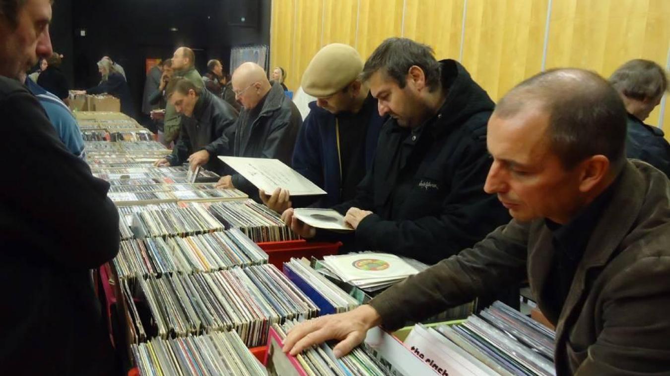 Linselles: la foire aux disques de Via Zogoré, c'est bientôt! - La Voix du Nord