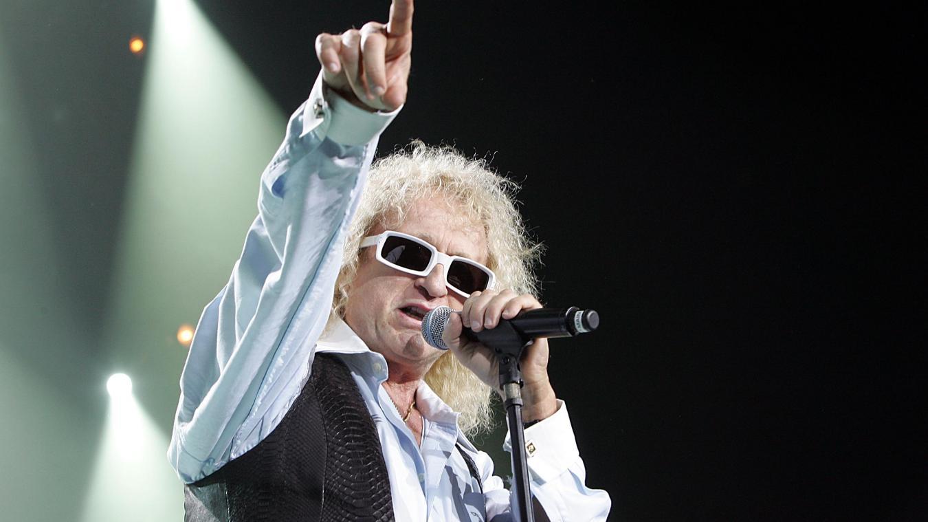 Michel Polnareff dévoile une émouvante chanson pour son fils Louka — Grandis pas