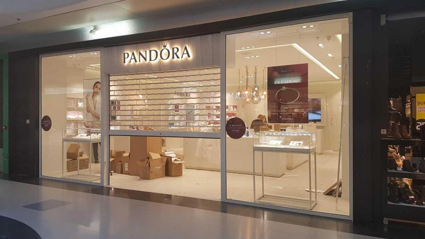 d40d70d9ac2 Coquelles  La bijouterie Pandora ouvre ses portes à Cité Europe