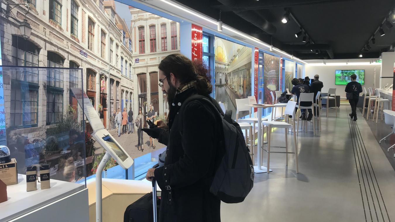 Lille Loffice De Tourisme De Lille Pourrait Déménager Avant Mai
