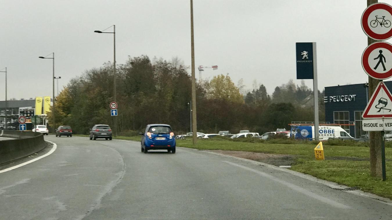 Li vin le boulevard de l automobile se renforce encore for Garage peugeot rouen boulevard de l yser