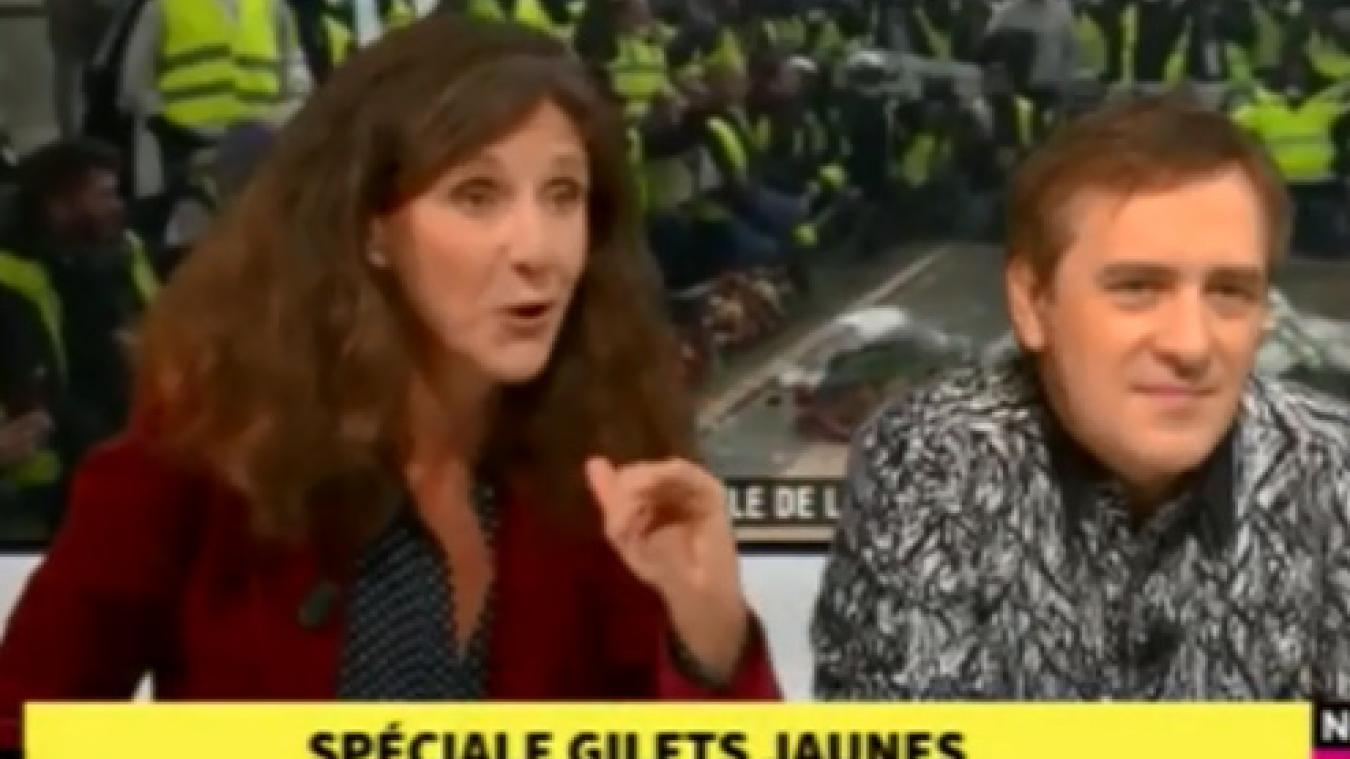 Face à un Gilet jaune, une députée LREM ignore le montant du SMIC — Social