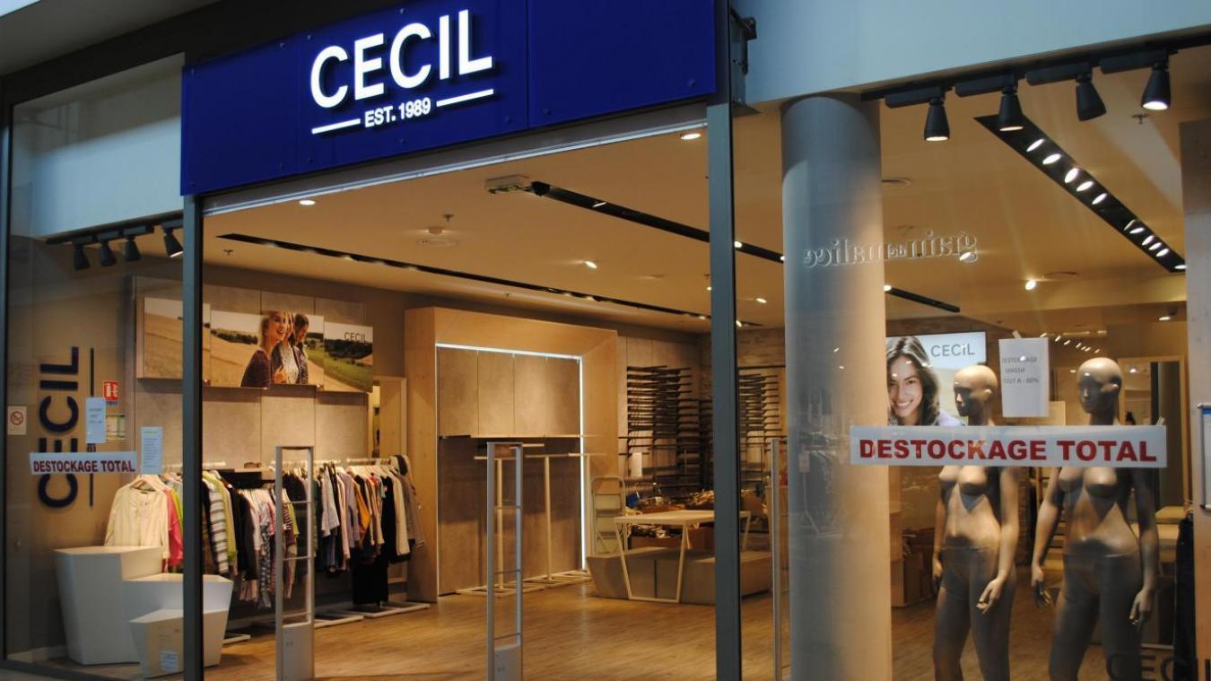 Le magasin ne recevait plus de marchandises depuis la fin du mois d août. e66e9ec300e