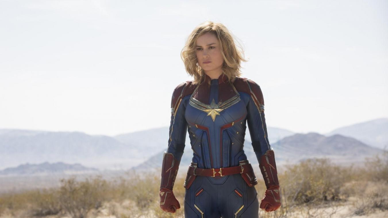 La nouvelle bande annonce est sortie — Captain Marvel