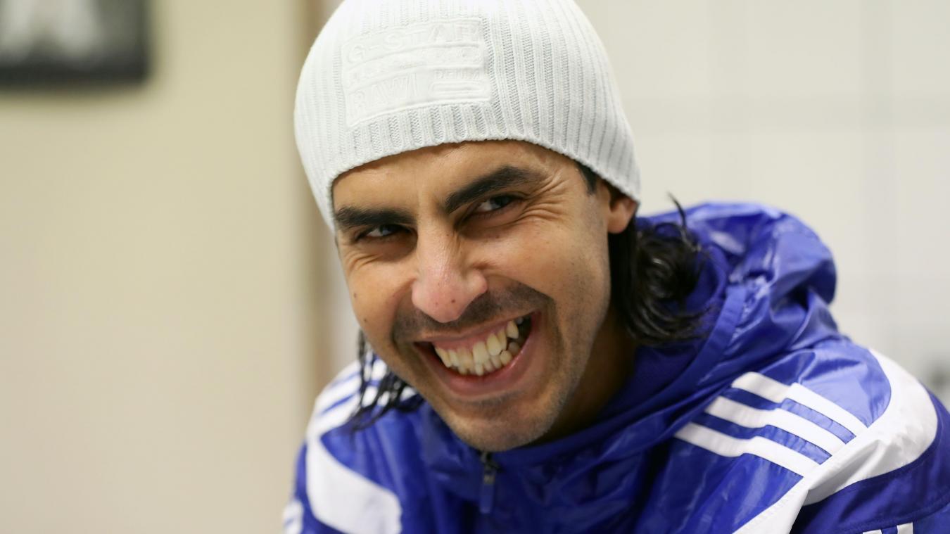 Mounir Diane prend toujours autant de plaisir à jouer et à évoquer sa passion. PHOTO LUDOVIC MAILLARD