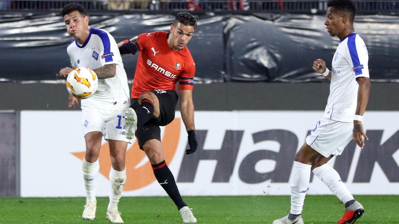 Pour Bedouet, le match à Copenhague sera un révélateur — UEFA Europa League