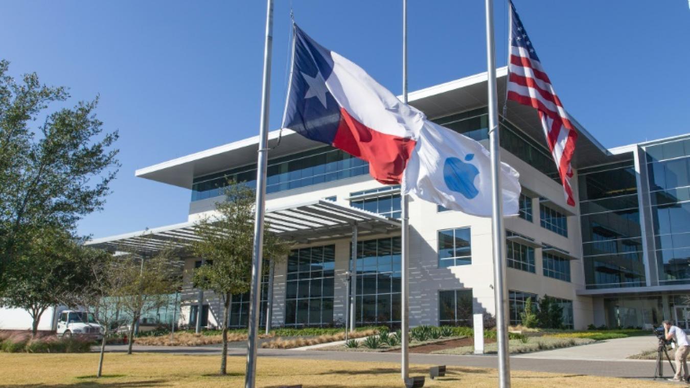 Apple : Va construire un nouveau campus au Texas