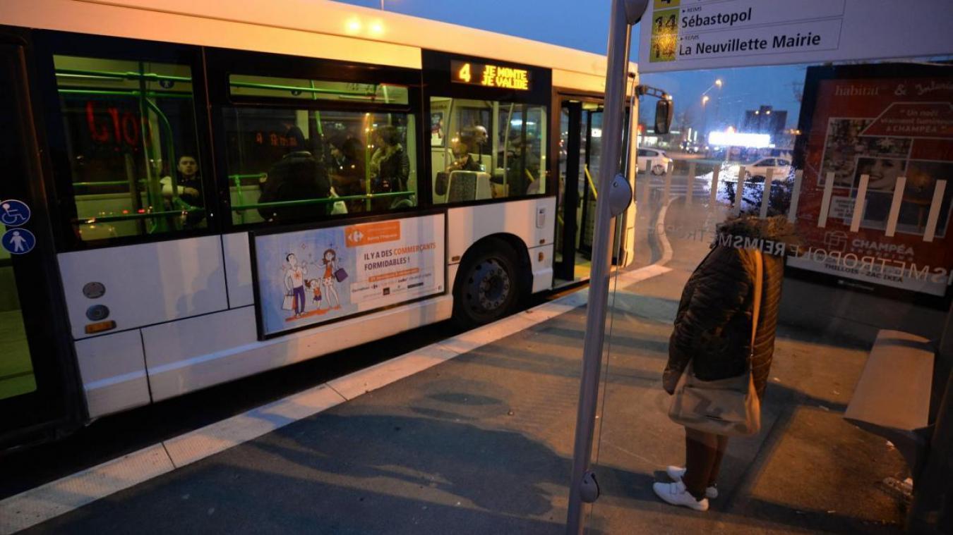 Reims Le Conducteur De Bus Faisait Sa Priere Entre Deux Trajets