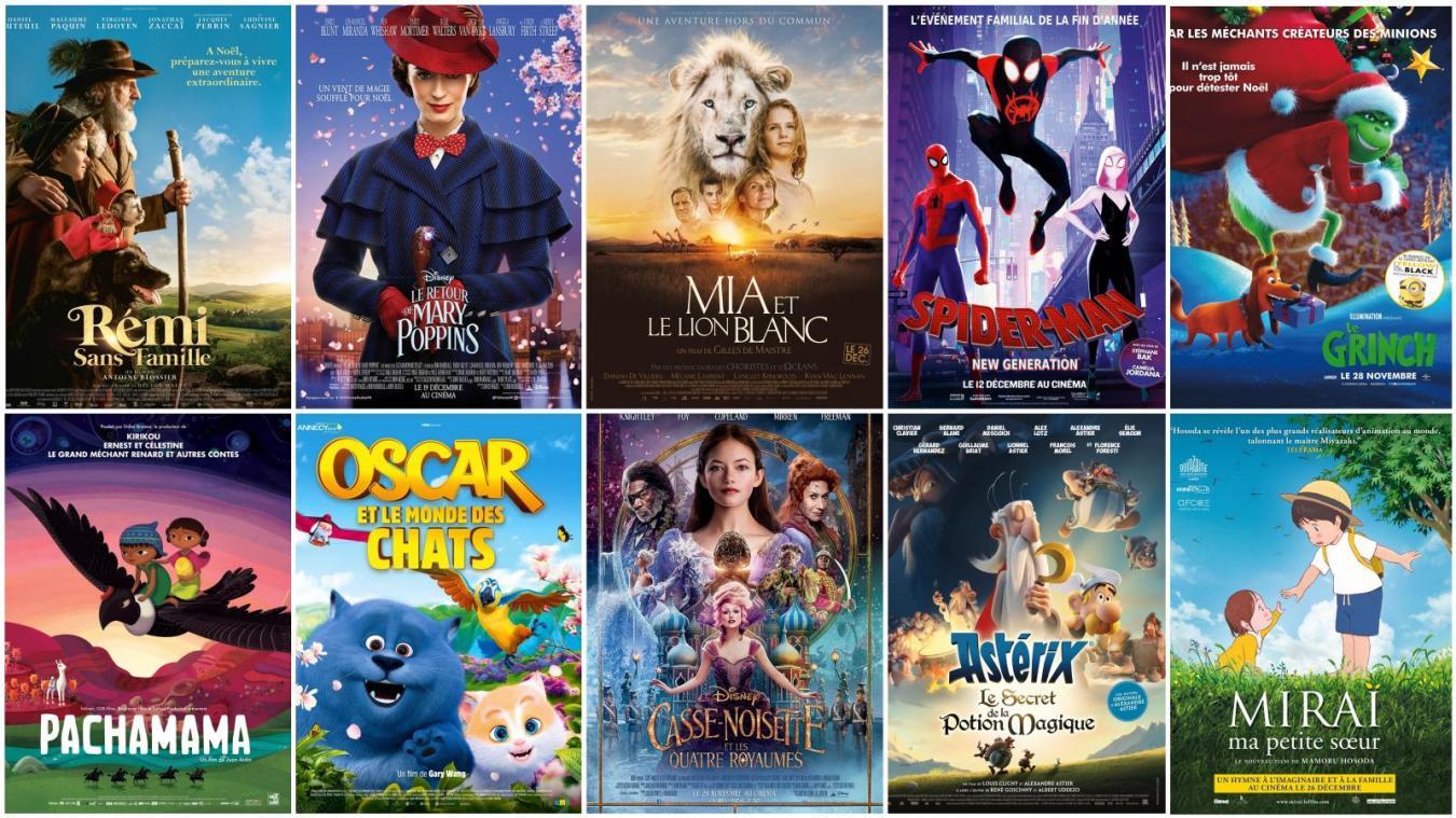 Film De Noel Pour Enfant Vacances de Noël Dix films à voir au cinéma avec les enfants