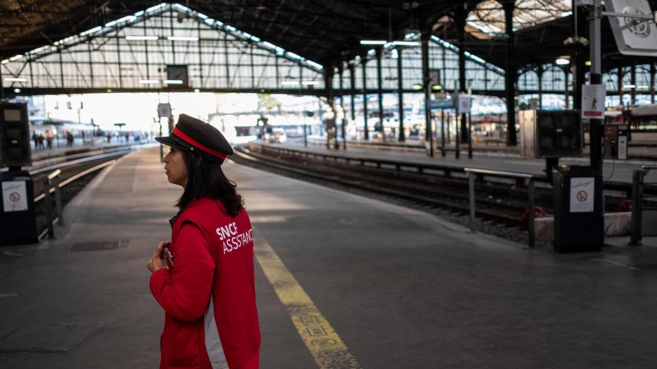 La gestion des petites gares bientôt déléguée à La Poste — SNCF