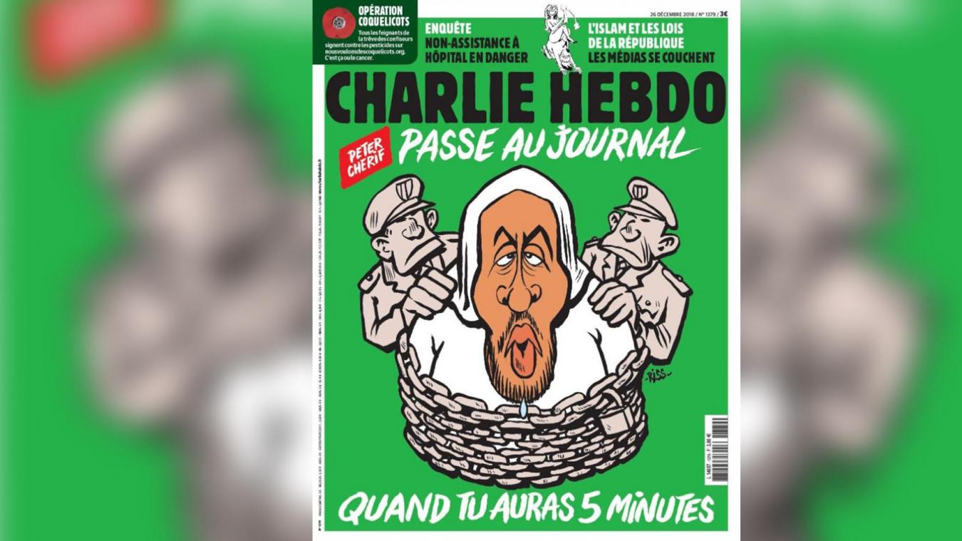 Presse Charlie Hebdo Invite Le Djihadiste Peter Cherif A Passer Au Journal