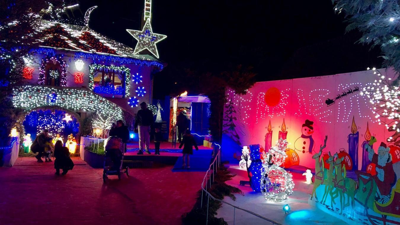 La Maison Du Pere Noel.Anhiers La Maison Du Père Noël Annonce Qu Elle Fermera