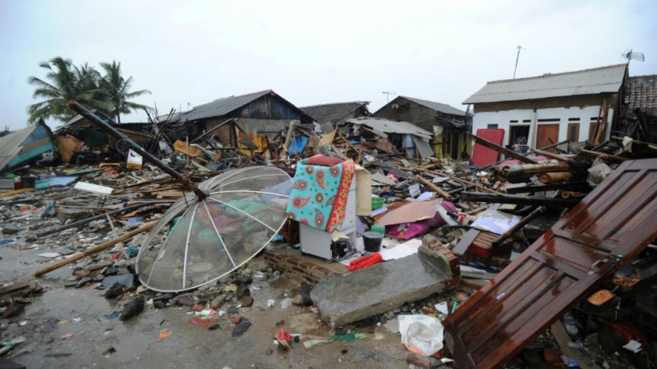 Plus de 373 personnes ont péri suite au tsunami — Indonésie