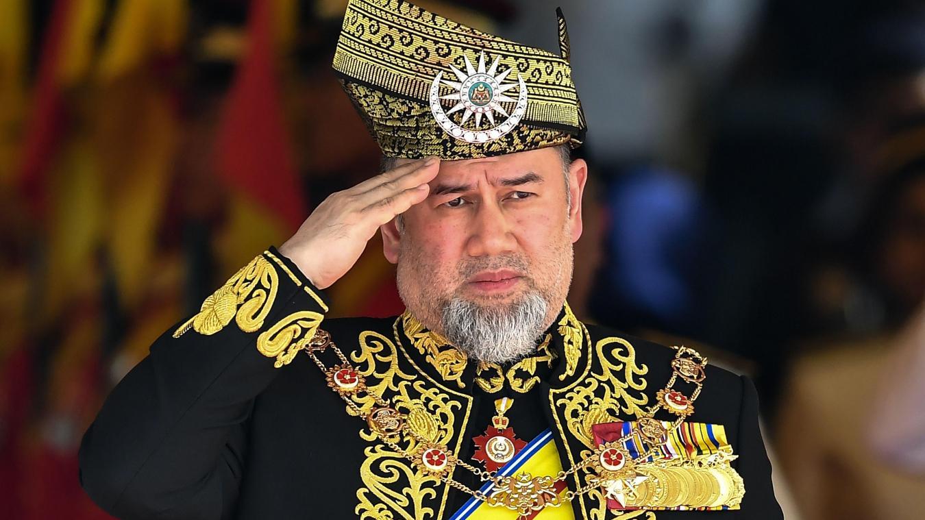 Le roi de Malaisie abdique, pour une raison mystérieuse