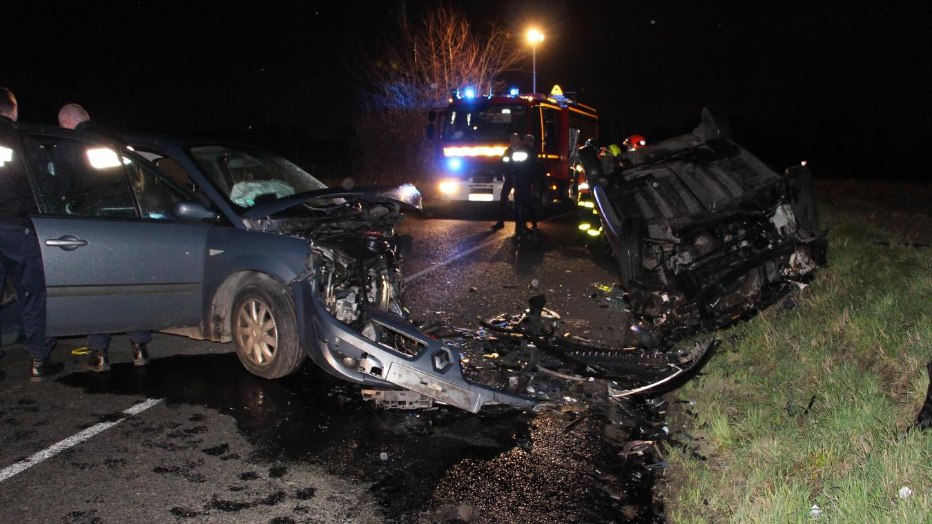 Nœux Les Mines L Automobiliste Qui A Fui Apres Un Accident Laisse