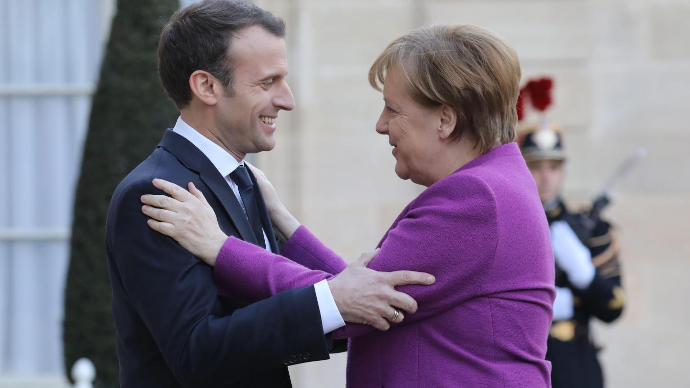 Cooperation Franco Allemande Le Traite D Aix La Chapelle C Est Quoi