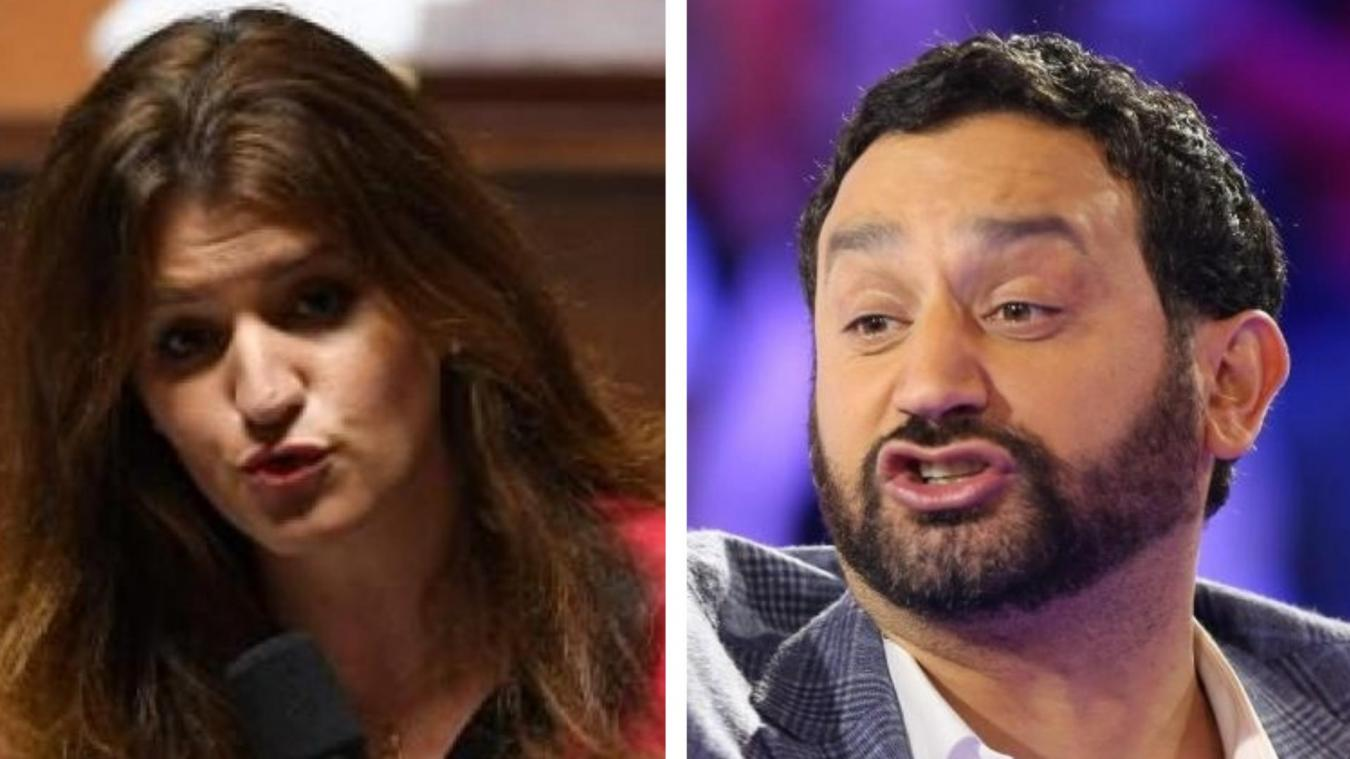 Grand débat : Marlène Schiappa va animer une émission avec Cyril Hanouna