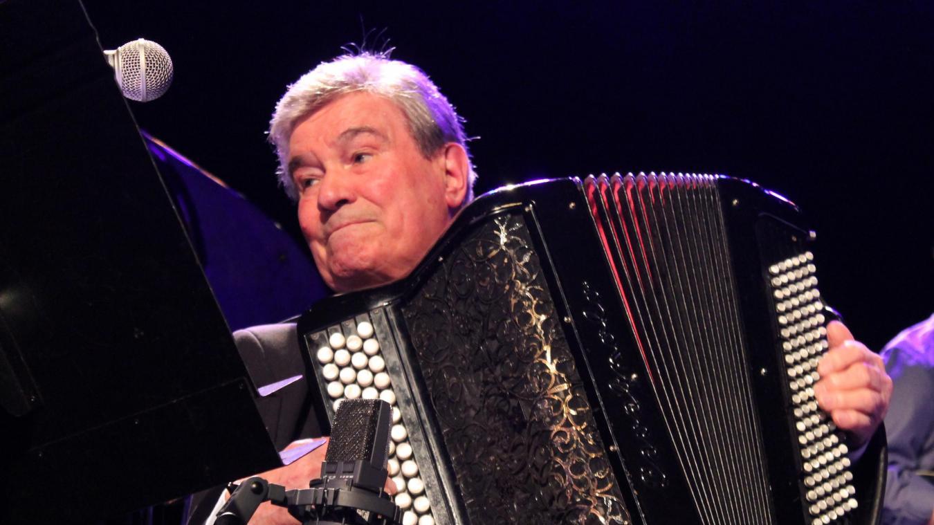 L'accordéoniste Marcel Azzola, accompagnateur de Brel et Piaf, est décédé