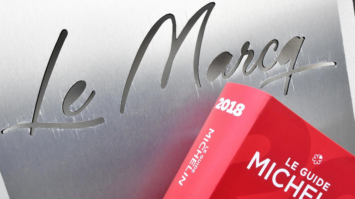 Guide Michelin Le Marcq A Bien Perdu Son étoile Mais Ce N