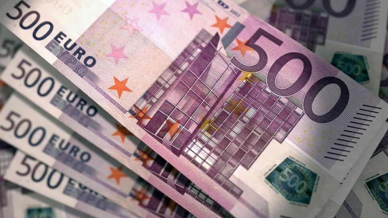 La zone euro dit adieu aux billets de 500 euros