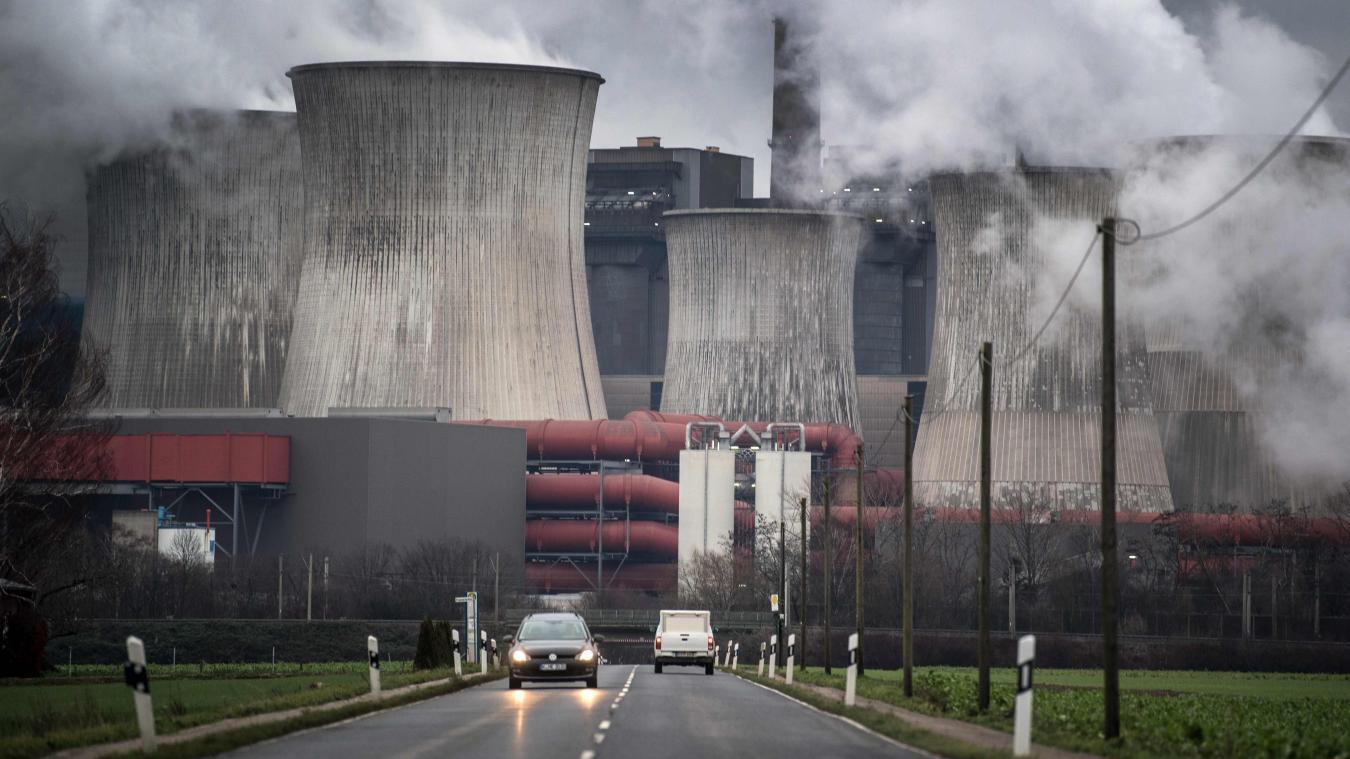 L'Allemagne envisage l'arrêt de l'exploitation du charbon en 2038