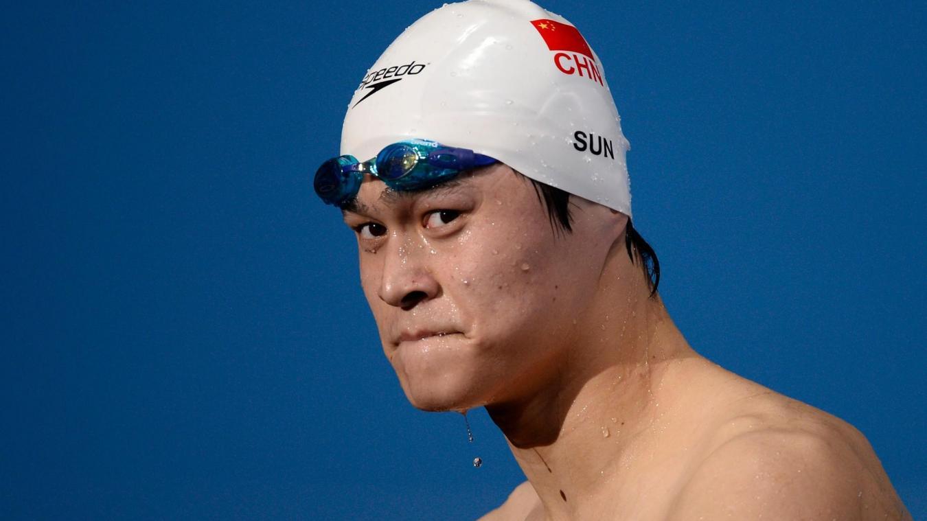 La Chine défend Sun Yang, dans la tourmente — Dopage
