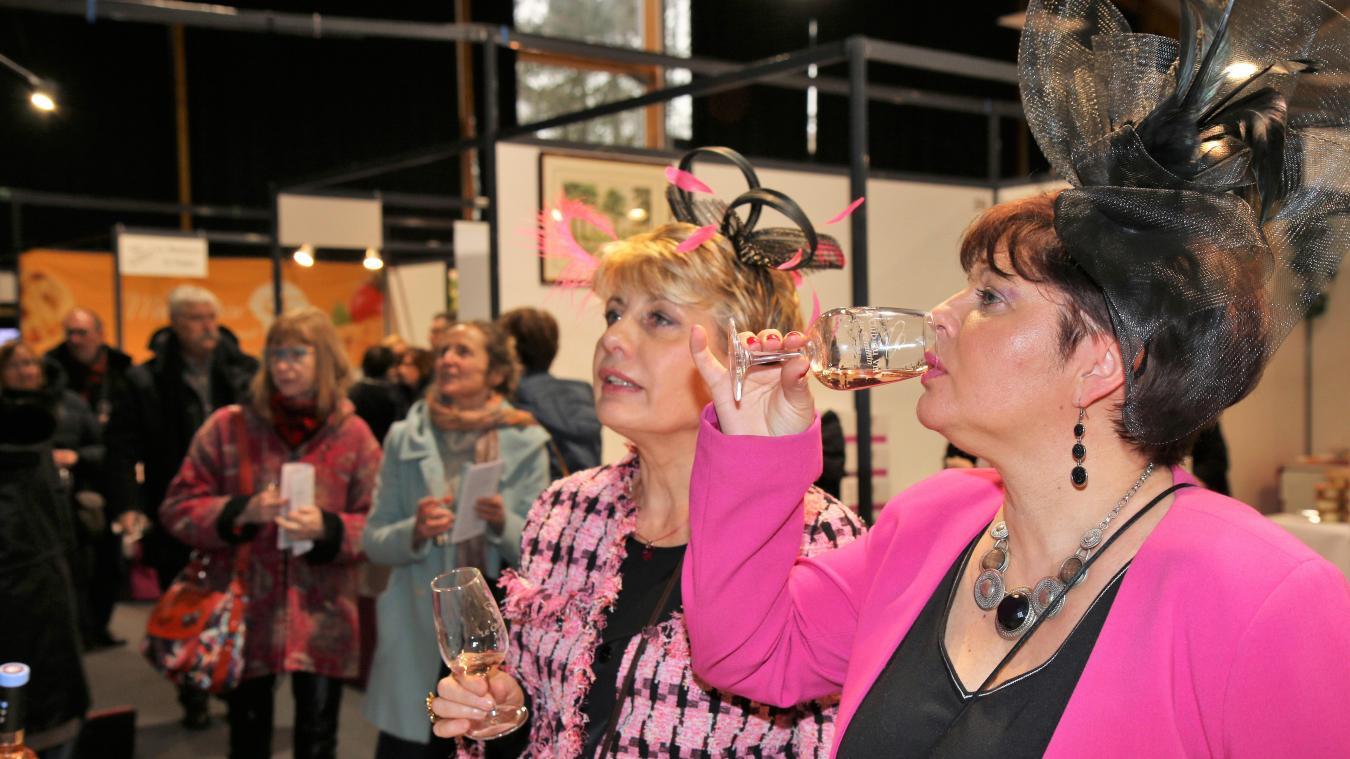 salon du vin au feminin le touquet