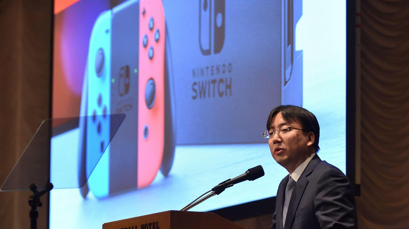 32 millions de consoles vendues depuis son lancement — Nintendo Switch
