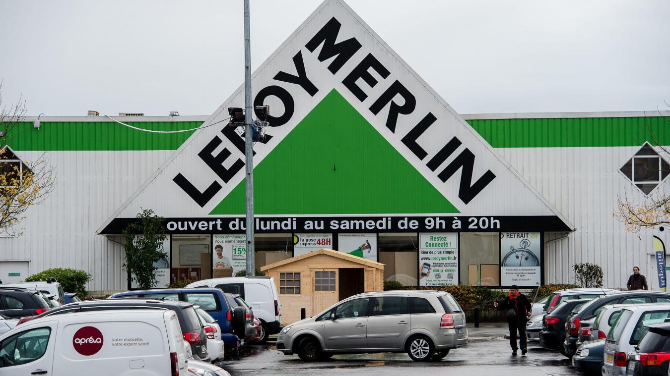 Merlimont La Gendarmerie Intervient à Leroy Merlin Suite à