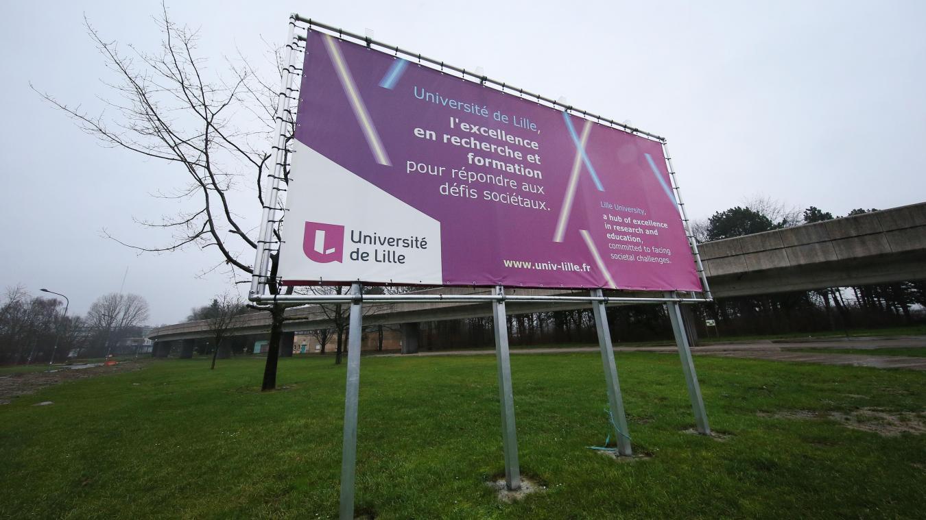 Calendrier Universitaire Lille 3 2019.Finances La Cour Des Comptes Epingle L Universite De Lille