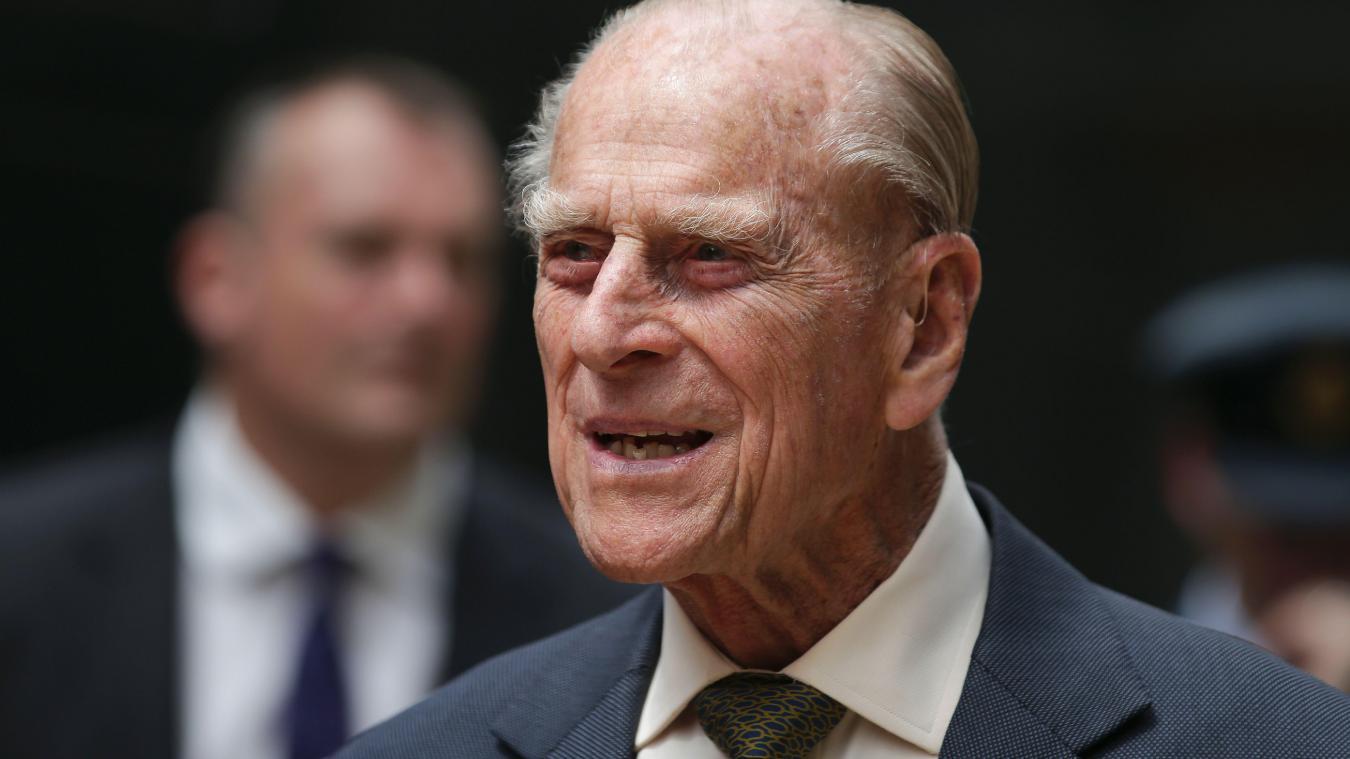 97 ans le prince Philip ne conduira plus