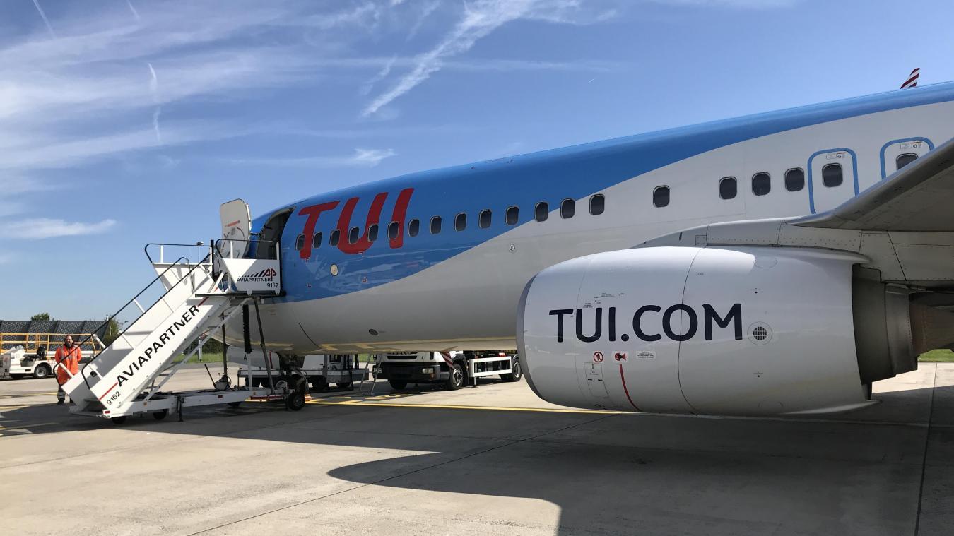 Les vols de TUI fly seront déviés vers les aéroports de Lille d'Orly de Maastricht d'Eindhoven ou d'Amsterdam