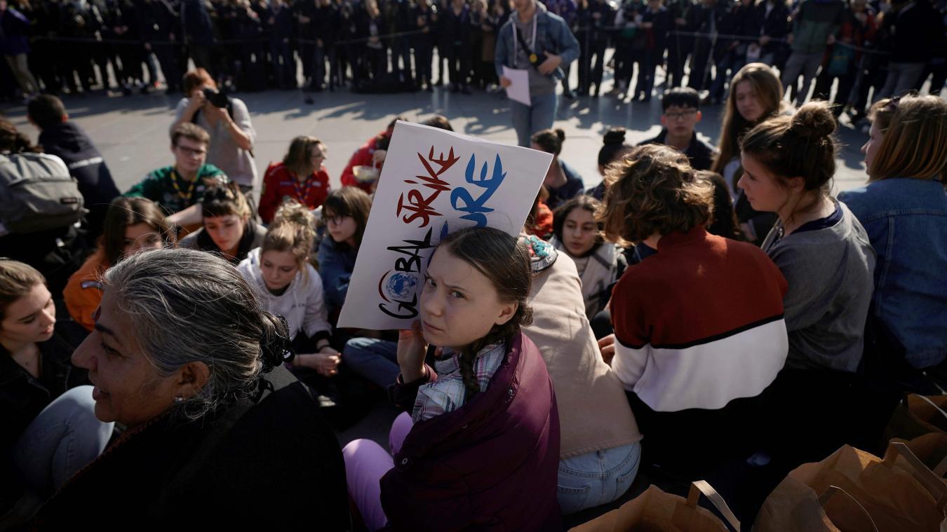 e83a6a77462 Quelque 300 chercheurs et scientifiques ont décidé de rejoindre l appel  mondial à la grève
