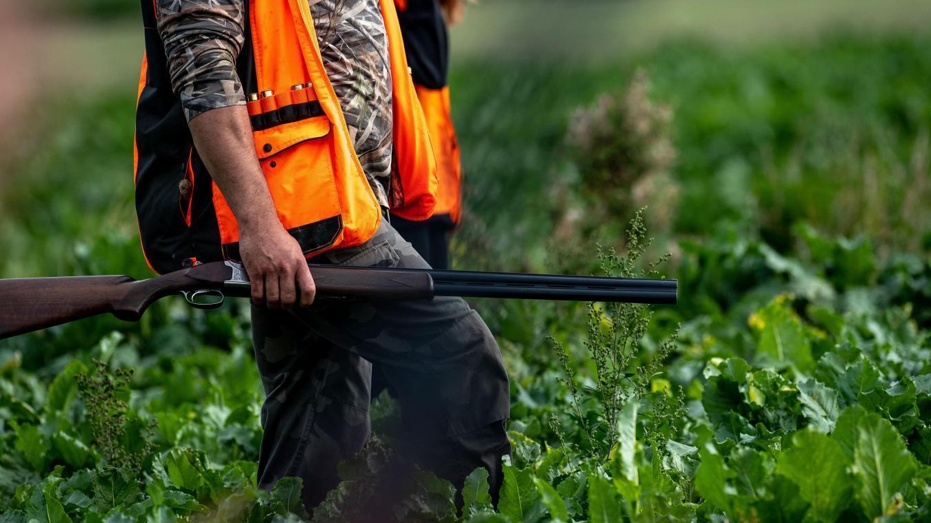 Les accidents de chasse touche majoritairement des chasseurs eux-mêmes. Photo d'illustration Pascal Bonnière / La Voix du Nord