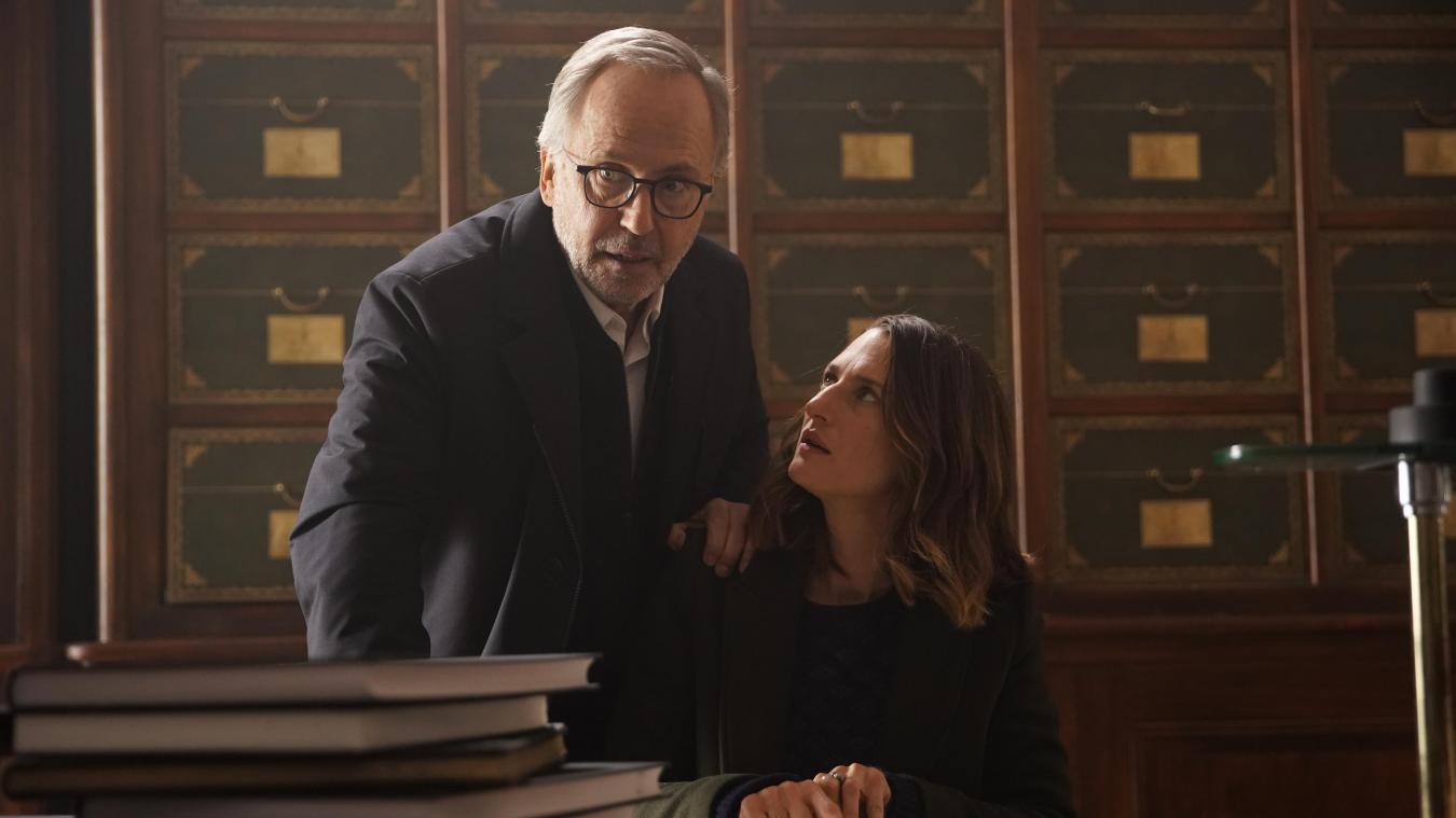 Le mystère Henri Pick, Fabrice Luchini mène l'enquête — Cinéma