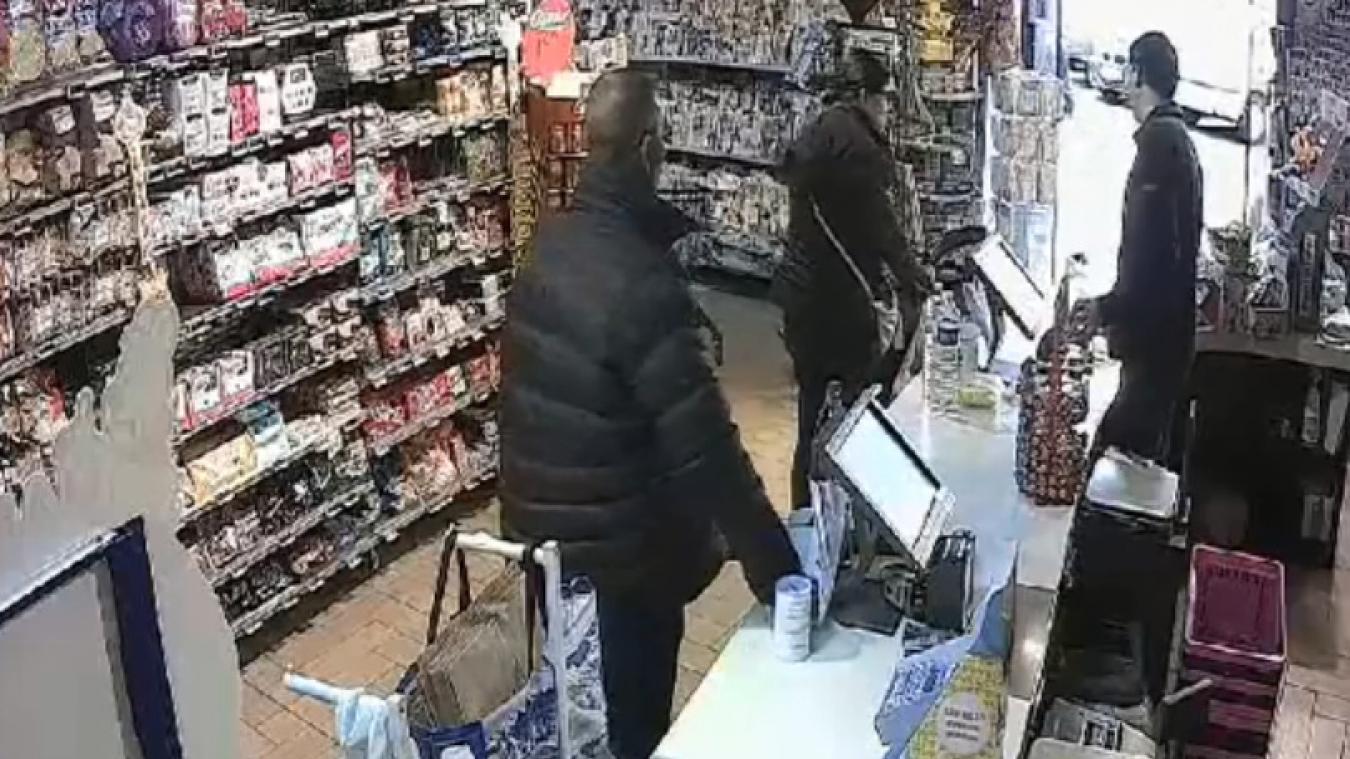Une cagnotte pour un enfant malade volée dans un magasin — Val-d'Oise