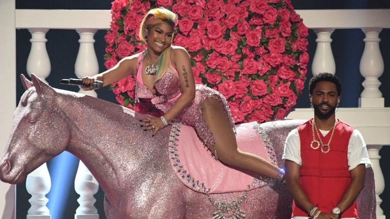 Nicki Minaj: imbroglio autour de l'annulation de son concert à Bordeaux samedi