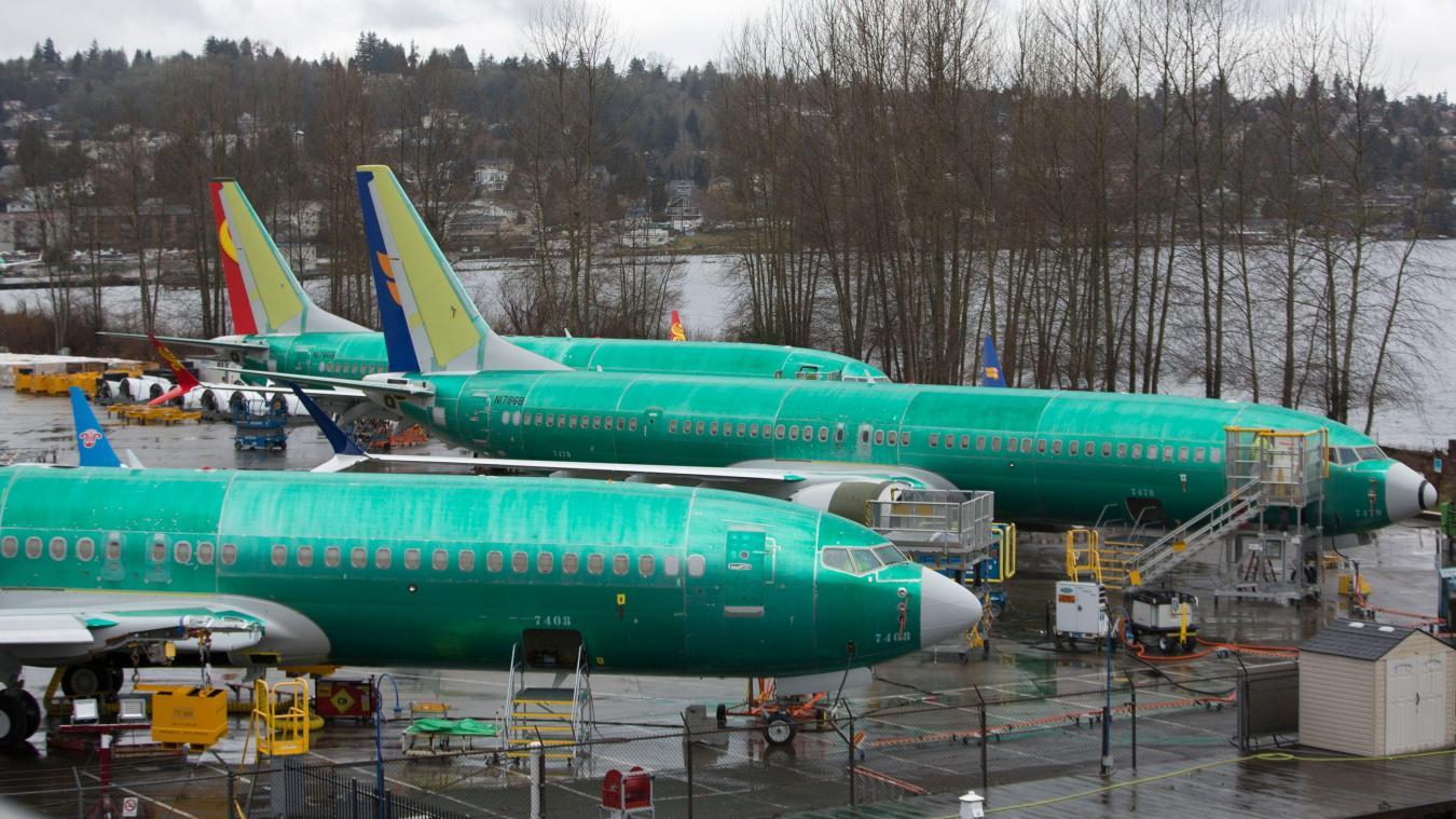 Les Etats-Unis immobilisent à leur tour les Boeing 737 MAX