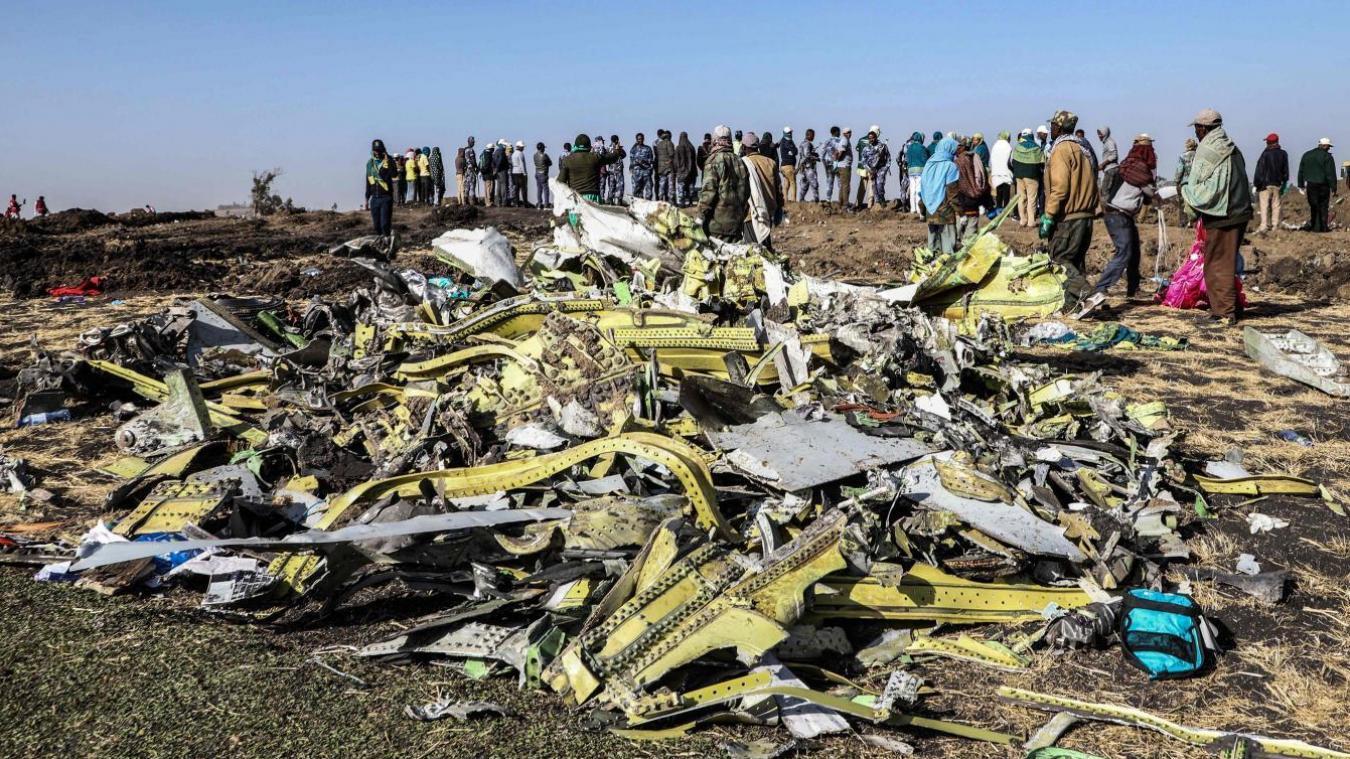 Crash en Éthiopie: le NYT révèle le contenu d'un message du pilote