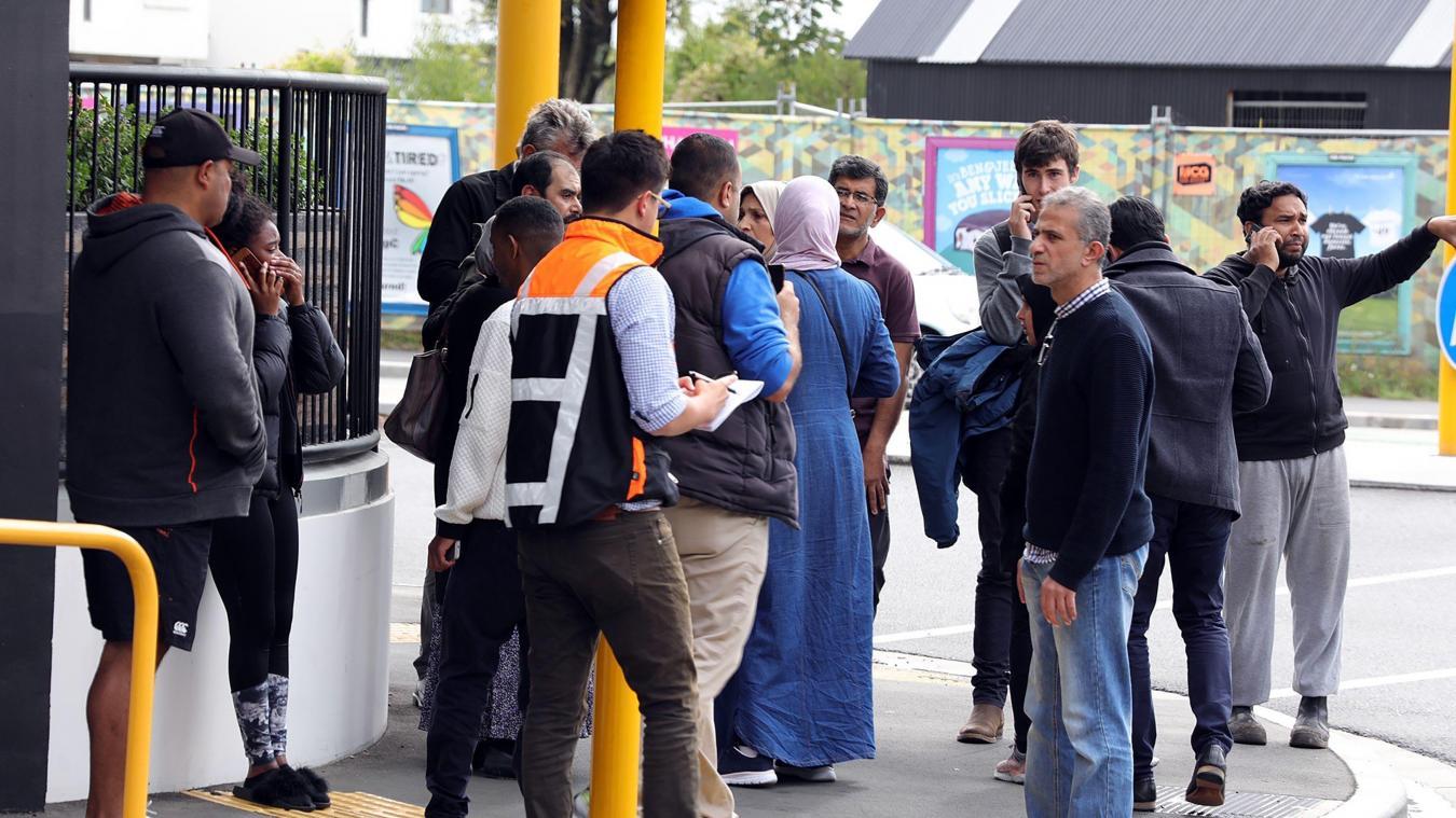"""Résultat de recherche d'images pour """"attentat new zelande"""""""