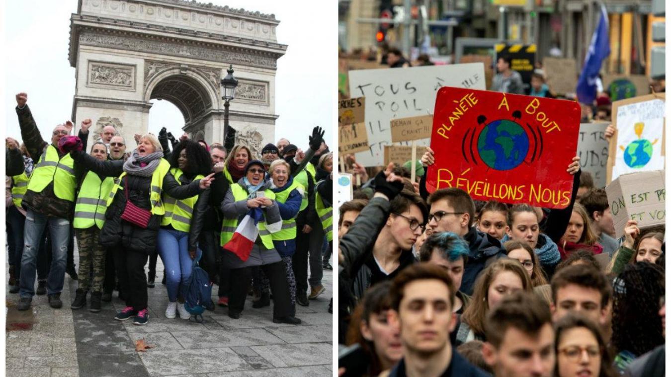 DIRECT - Acte XVIII des Gilets jaunes : suivez les événements partout en France