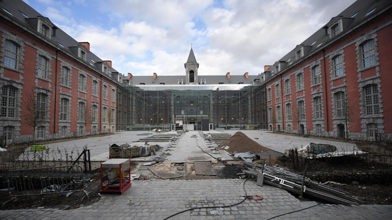 Valenciennes Cette Fois C Est La Bonne Le Royal Hainaut Ouvrira