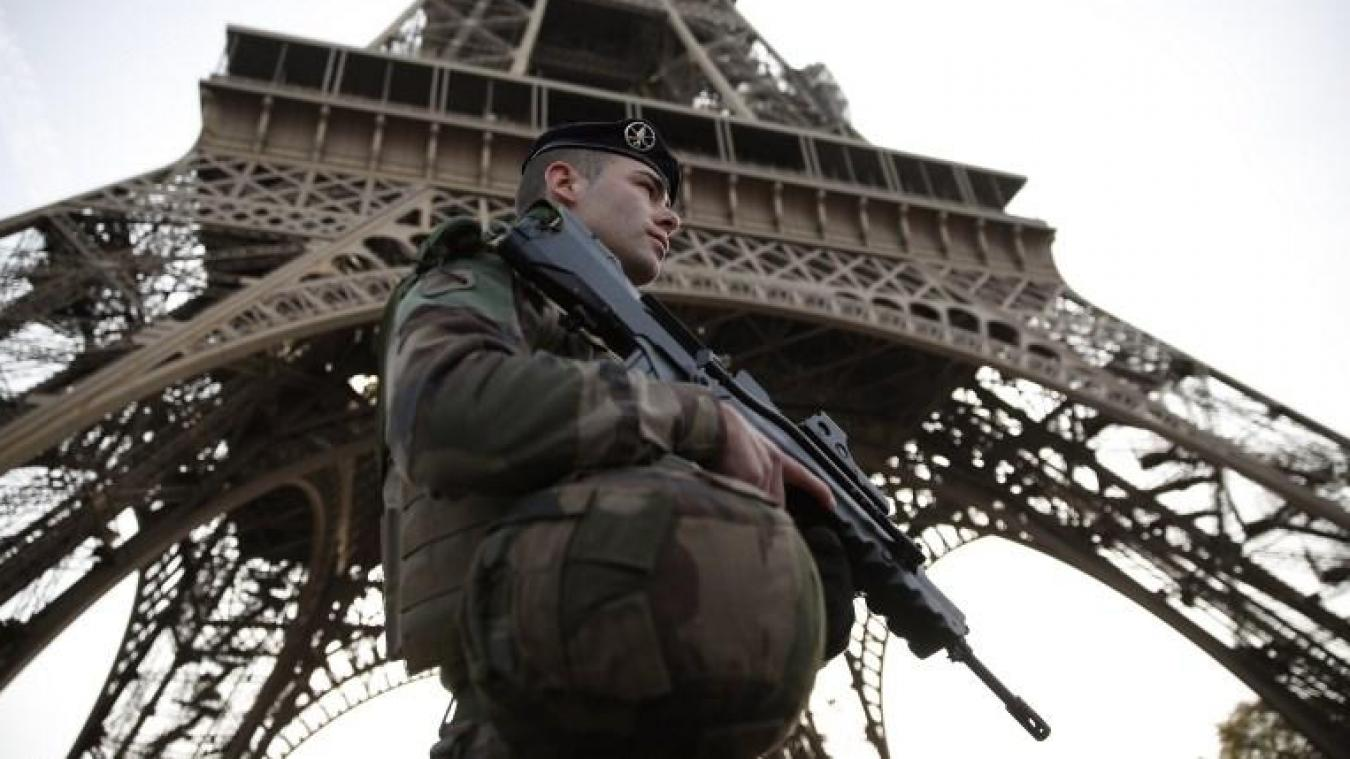 Les militaires du dispositif Sentinelle seront mobilisés samedi dans le cadre de la mobilisation des Gilets jaunes