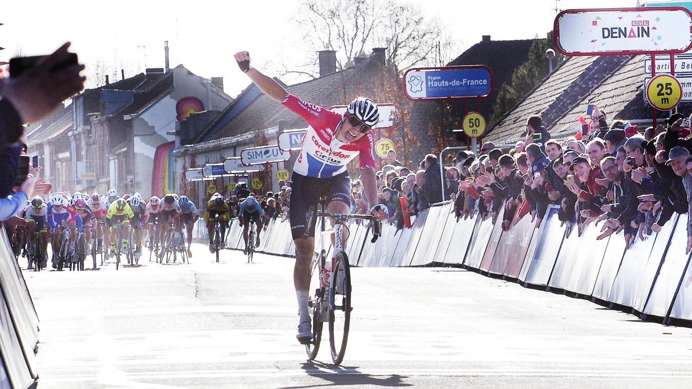 Calendrier Cyclotourisme 2019 Nord Pas De Calais.Cyclisme Van Der Poel Vainqueur Haut La Main Du Grand Prix