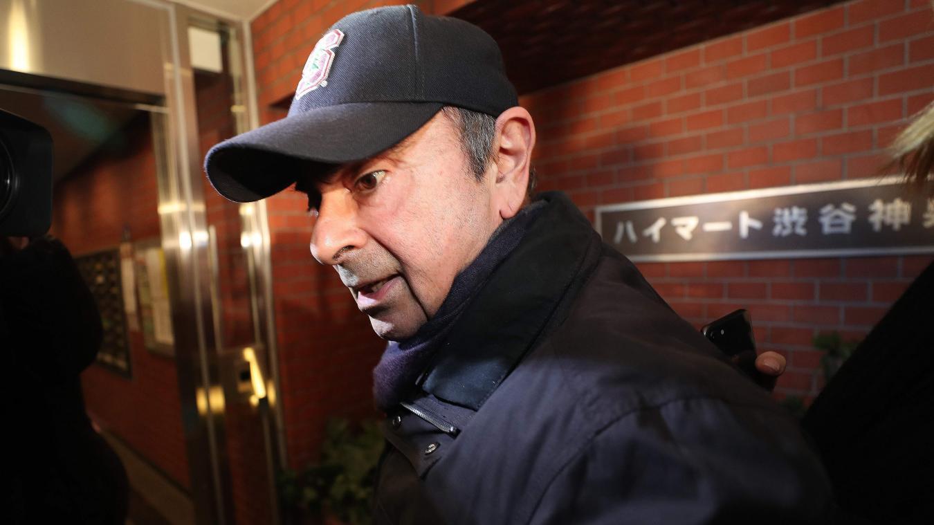 Les études de ses enfants financées par Nissan — Carlos Ghosn