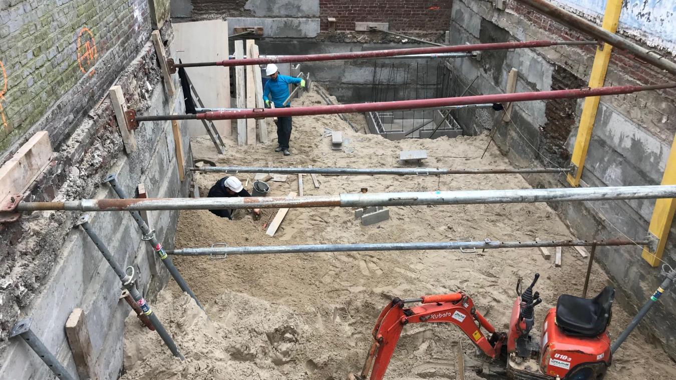 La Grande Loge de France (GLDF) a lancé les travaux de son nouveau temple en centre-ville.