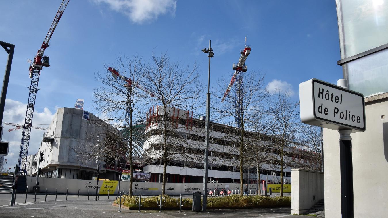 d2734f06a7017 Lille-Sud - Le centre commercial Lillenium ouvrira bien en novembre