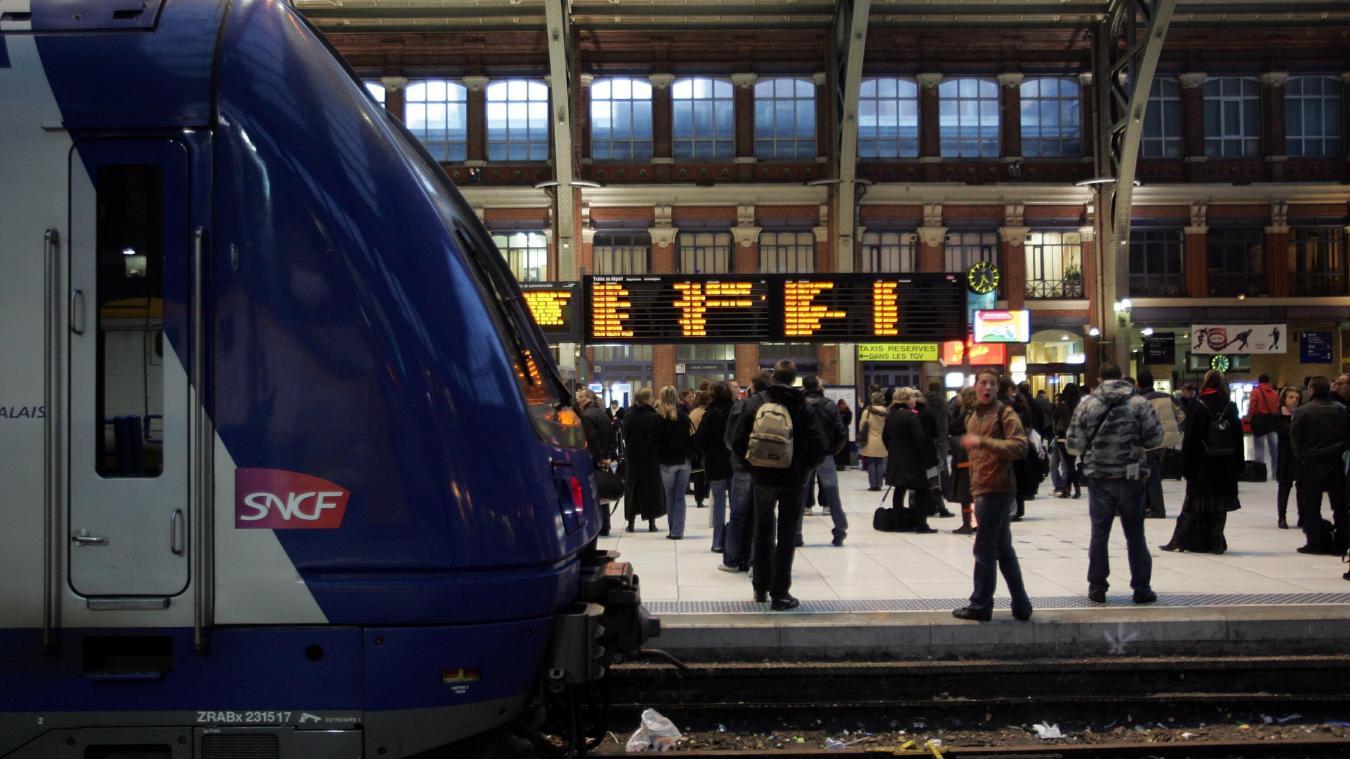 Calendrier Tarif Sncf.Sncf Une Carte Hauts De France Offre 50 De Reduction Sur