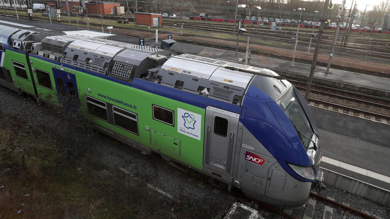 Trains Régionaux La Carte Ter Hauts De France Gratuite Dès