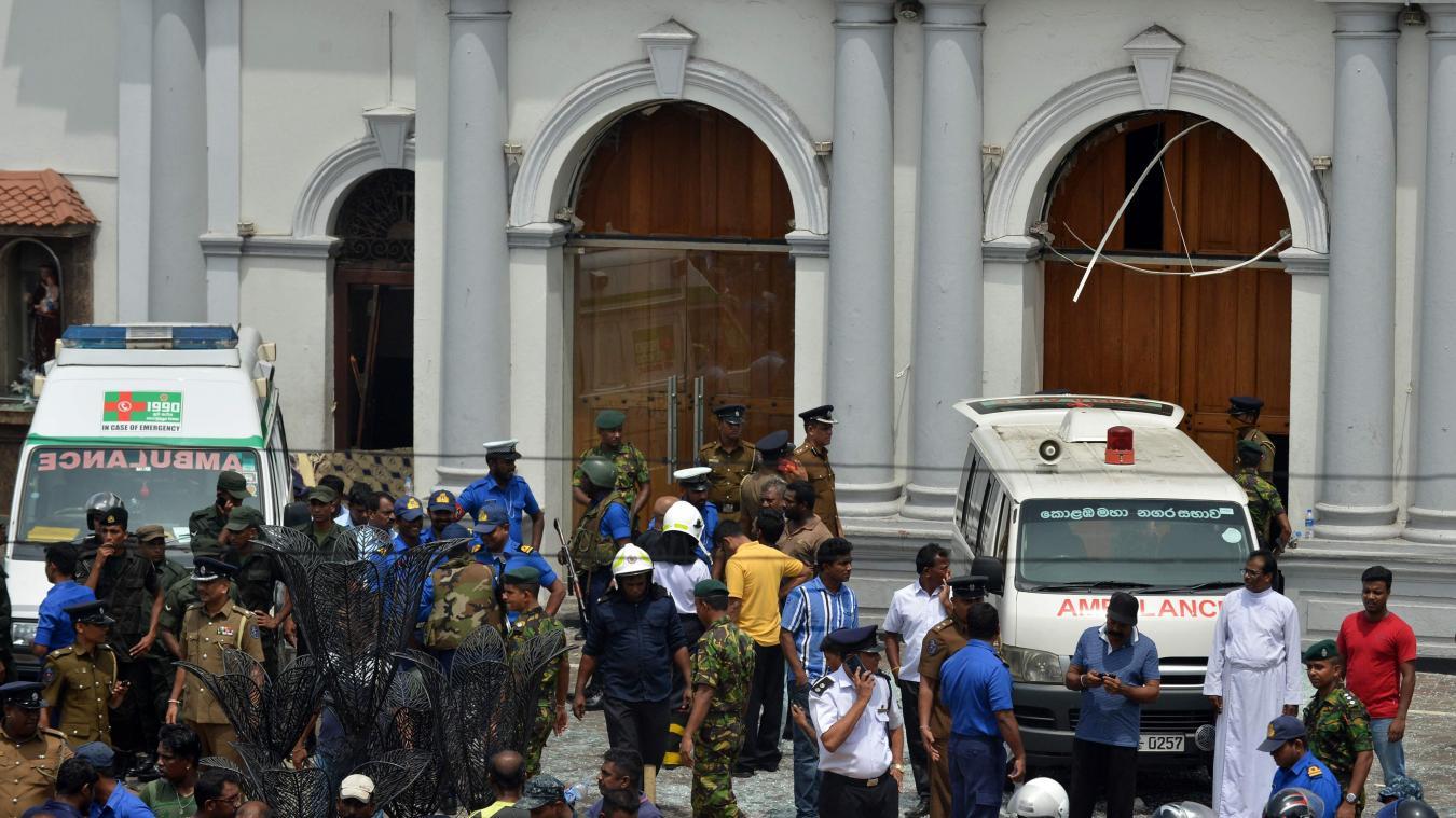 Des dizaines de morts dans des explosions — Sri Lanka
